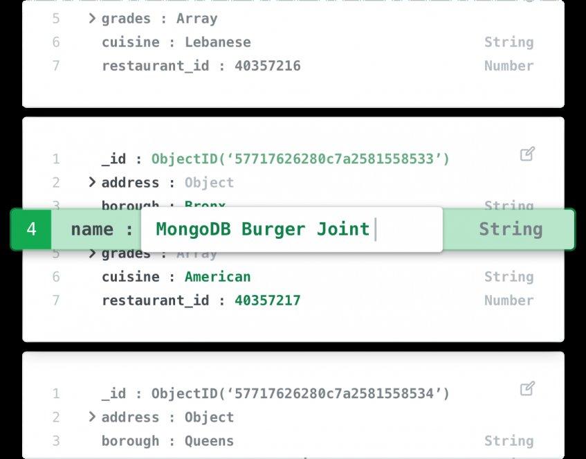 Webinar: Was ist neu in MongoDB 4.4